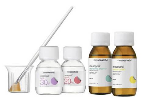 Peelings Químicos Renovadores